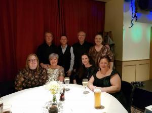 70th birthday fundraiser